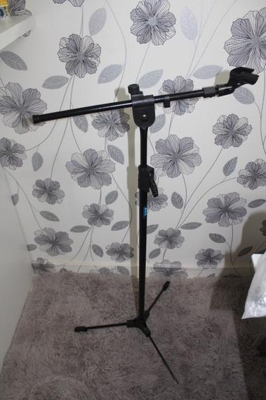 Pedestal Suporte Para Microfone.