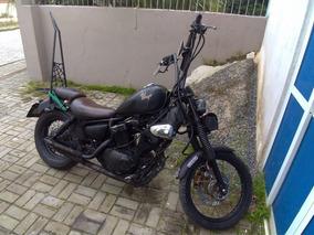 Yamaha Virago 250cc Custom Chopper