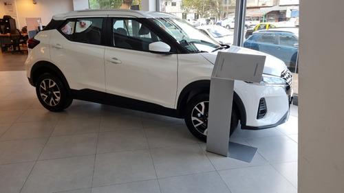 Nissan Kicks Sense Mt Entrega Inmediata