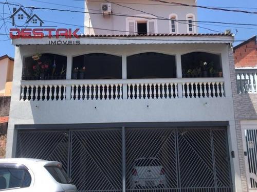 Ref.: 5094 - Casa Em Jundiaí Para Venda - V5094