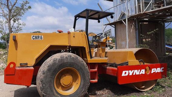 Vibrocompactador Dynapac Ca25 Modelo 98