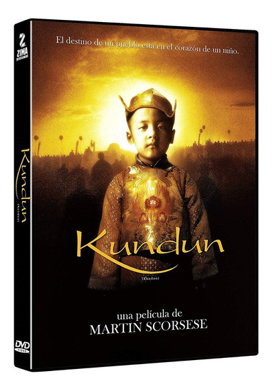 Kundun Martin Scorsese Pelicula Dvd