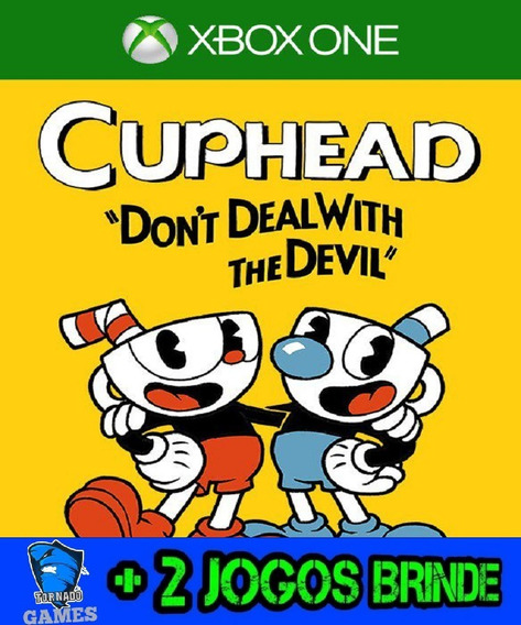 Cuphead - X Box One - M. Digital