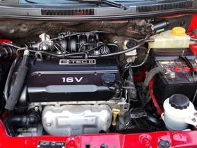 Chevrolet Aveo Aveo Activo A Toda Prueba 2010