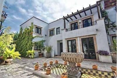 Casa En Venta En Casas Primavera, San Miguel De Allende, Gto