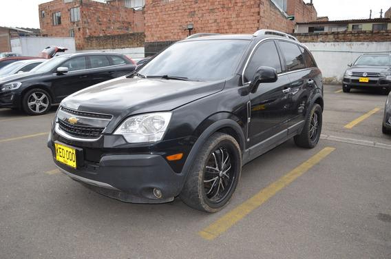 Chevrolet Captiva Sport 2.4 Placa Keo000