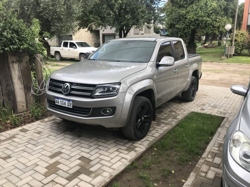 Amarok Highline Pack 4x4 Aut.