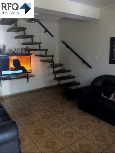 Imagem 1 de 12 de Sobrado 2 Dormitórios No Tatuapé - Vila Gomes Cardim. - Cv00003 - 68987379