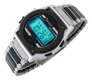 Reloj Pulsera Montreal Niño Ml618 Crono Alarma Envío Gratis