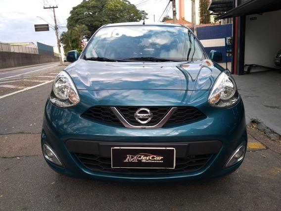 Nissan March 1.0 12v Sv 5p 2016