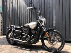 Street 750 Harley-davidson Custom 2016