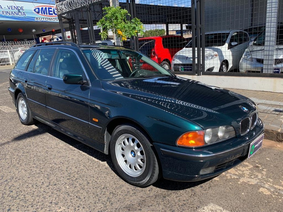 Bmw 528i Touring 1998 Perua Station Wagon
