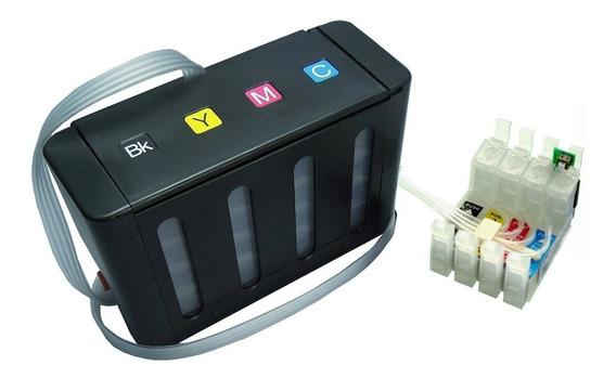 Sistema Continuo Para Epson Xp2101 Estilo Ecotank 400ml Inst