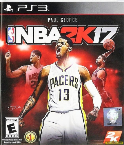 Nba 2k17 Juego Digital Ps3