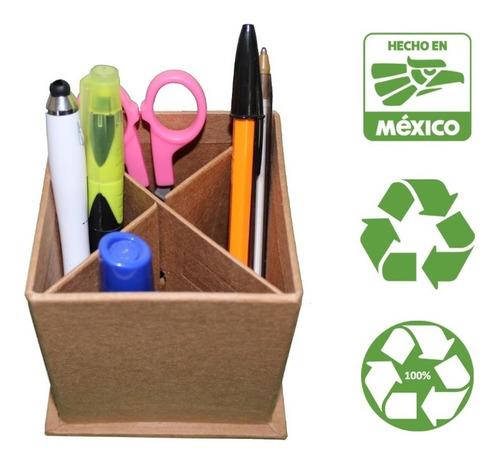 Porta Lapices (paq. 2 Piezas) Ecológico