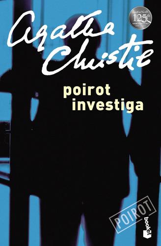 Imagen 1 de 1 de Poirot Investiga Agatha Christie Booket