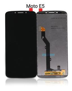 Pantalla Display Motorola Moto E5 G6 Plus G4 Play