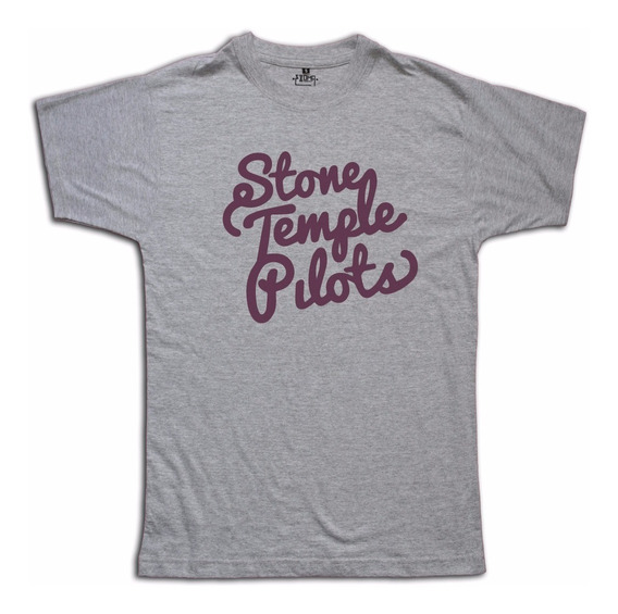 Remera Stone Temple Pilots Stp 6 Hombre Mujer Algodon Exoma
