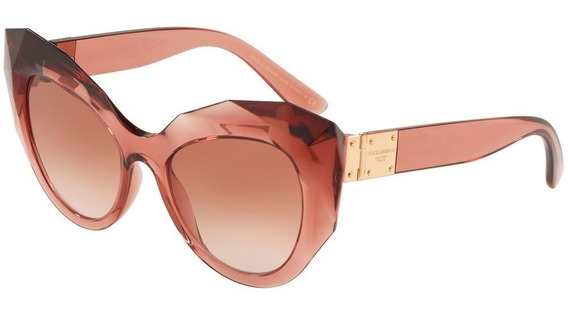 Dolce & Gabbana Dg6122 314813 52 - Rosa Translúcido/rosa Gra