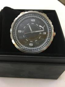 Relógio De Pulso Masculino Puma Original | Preto
