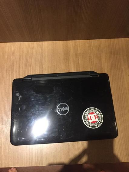 Notebook Dell Inspiron 3520 Com Placa Mãe Queimada