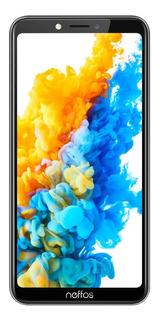 Celular Neffos C7s Color Gris