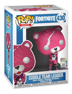 Funko Pop - Fortnite Cuddle Team Leader - #430 - Figura