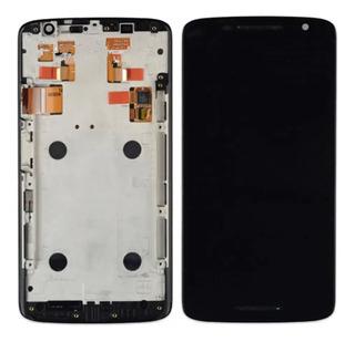Displal Frontal Tela Motorola Moto X Play Xt 1563 - Preto