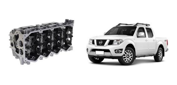 Cabeçote Frontier Sel/le/xe/se 2.5 16v Tb Diesel 2007/2012