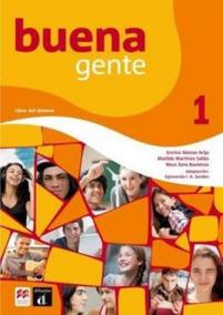 Buena Gente 1 - Libro Del Alumno Estândar - Difusion