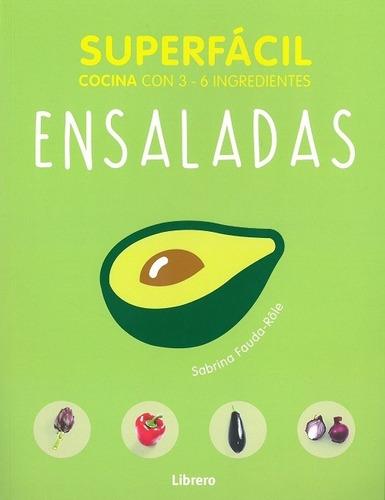 Superfáciles Ensaladas, Sabrina Fauda Role, Librero