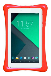Tablet Philco Tp7a4n 7p 8gb Android 7 Con Funda Protectora