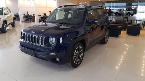 Jeep Renegade Longitude 1,8l At6 Fwd