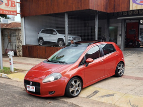 Fiat - Punto Sporting 1.8 2007 2008