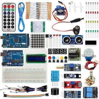 Estados Unidos Último Arranque De Arduino Uno Kit R3 Mega 25