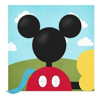 Super Kit Imprimible Candy Bar Casa Mickey Minnie Y Amigos