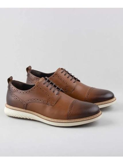 Sapato Democrata Metropolitan Skyline Tan