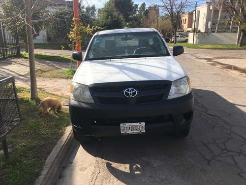 Toyota Hilux 2008 2.5 Cs