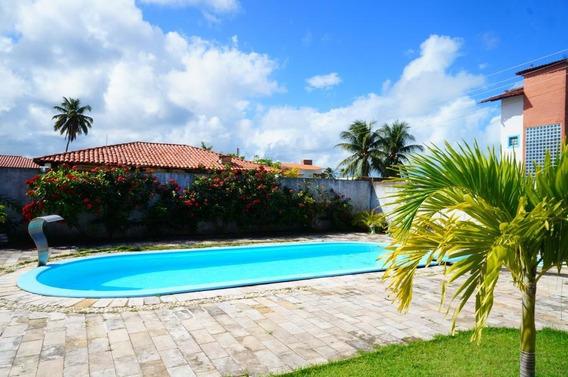Casa Para Temporada Em Paripueira, Centro, 4 Dormitórios, 3 Suítes, 6 Banheiros, 6 Vagas - Aluguel01