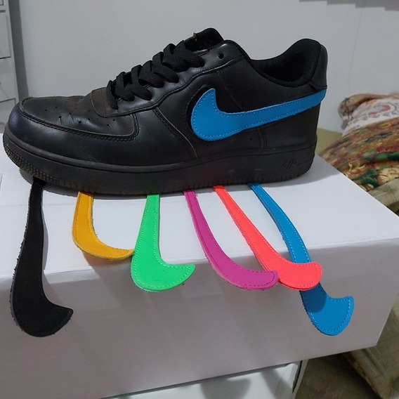 Kit 2 Tênis Nike Original Raros / Af Lunar / Af Swoosh Pack