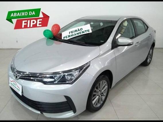 Toyota Corolla 1.8 Gli Upper Multi-drive (flex) Aut 1.8