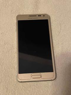 Samsung Galaxy Alpha Excelente Estado 32 Gb 2 G Ram Con Glas