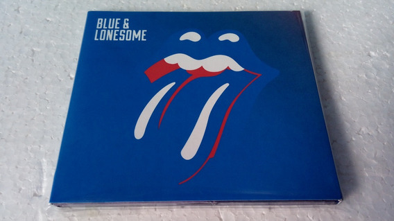 Cd The Rolling Stones - Blue & Lonesome 2016 (digipack)