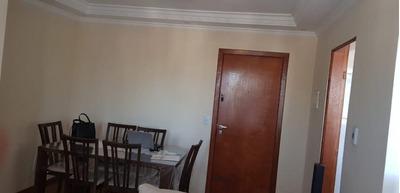 Apartamento Em Jardim Vista Alegre, Embu/sp De 50m² 2 Quartos À Venda Por R$ 218.000,00 - Ap172858