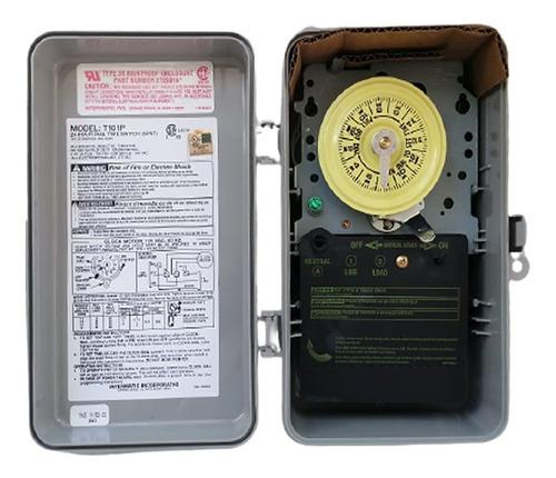 Imagen 1 de 4 de Reloj Intermatic Timer Automatización Albercas 110v O 200v