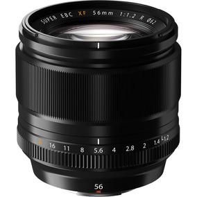 Lente Fujifilm Xf 56mm F/1.2 R Para Fuji X *nova - Zerada*