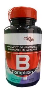 Vitamina Do Complexo B 60 Cápsulas