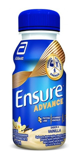 Combo Ensure Advance Shake 237ml X 10 Unidades