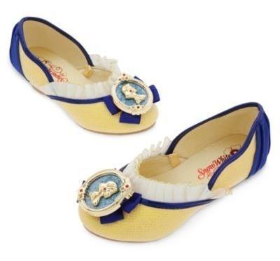 Sapato Branca De Neve Tamanho 27,28 Disney Store