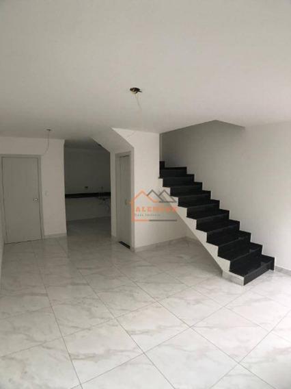 Sobrado Com 2 Dormitórios À Venda, 110 M² Por R$ 285.000 - Parada Xv De Novembro - São Paulo/sp - So0052